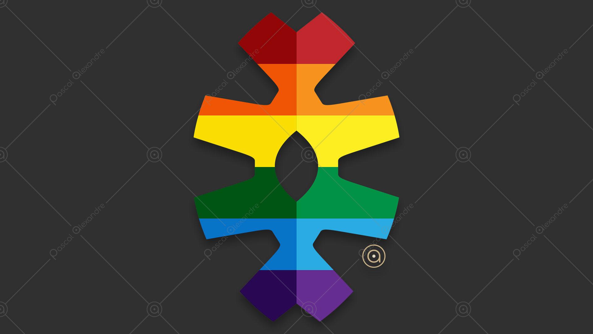 Abstract Rainbow 1548436015