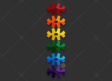Abstract Rainbow 1548436417
