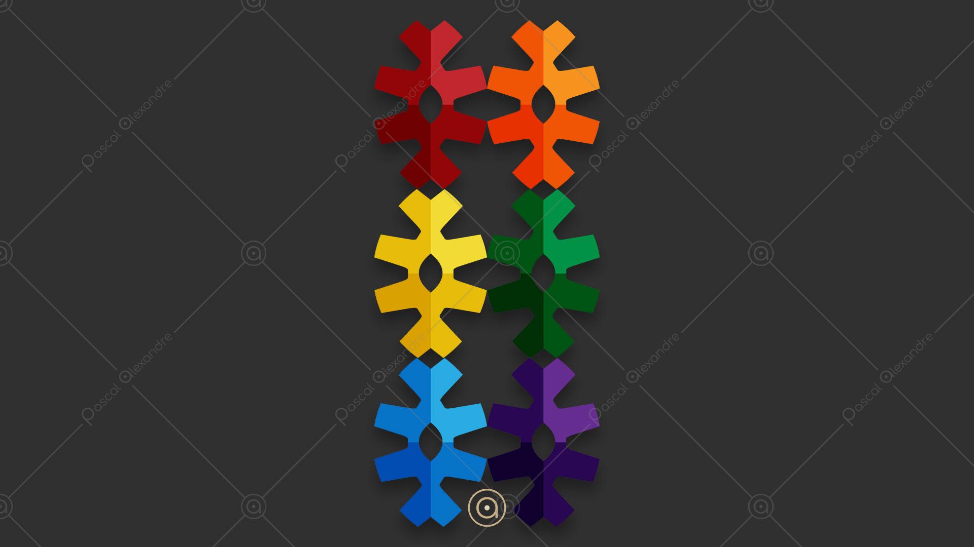 Abstract Rainbow 1548439468