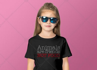 Animals Are Friends Not Food 1555187896