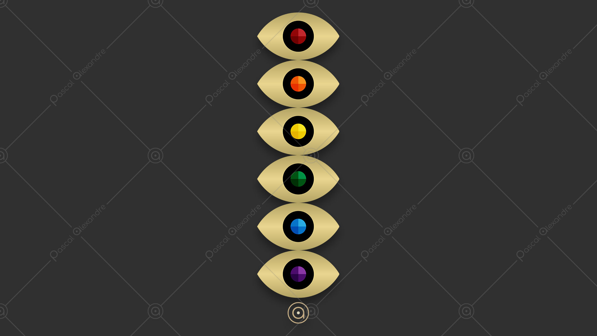 Eyes Rainbow 1546450468