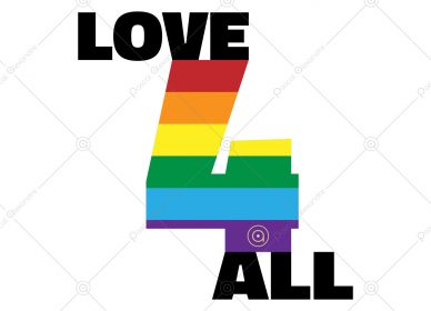 Love 4 All Rainbow 1554691712