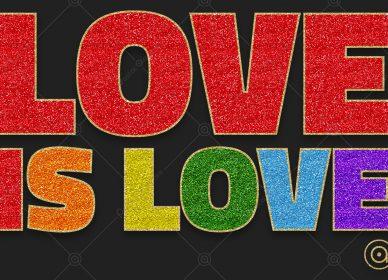 Love Is Love 1553708307