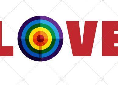 Love Target Rainbow 1547095765