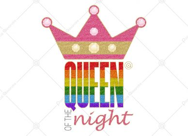 Queen Of The Night Crown Rainbow 1558317282