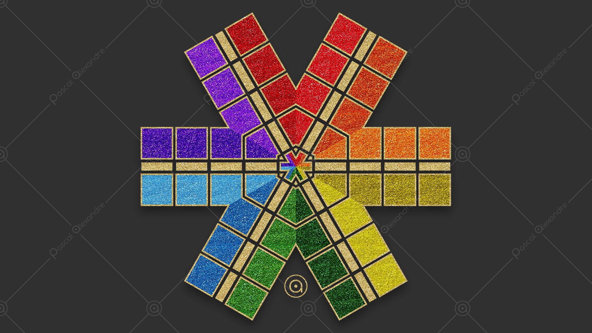 Rainbow Colors 1554066019