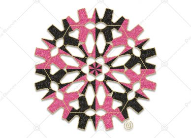 Rosace Black Pink Rainbow 1556338901_01