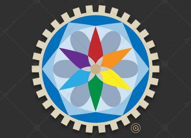 Rosace Rainbow 1533780070