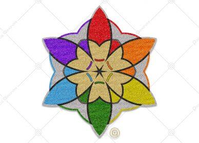 Rosace Rainbow 1553184749