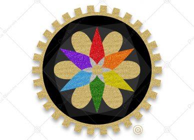 Rosace Rainbow 1553814466
