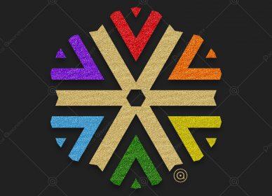 Rosace Rainbow 1557956220