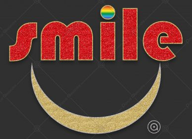 Smile Red Gold Rainbow 1552966511