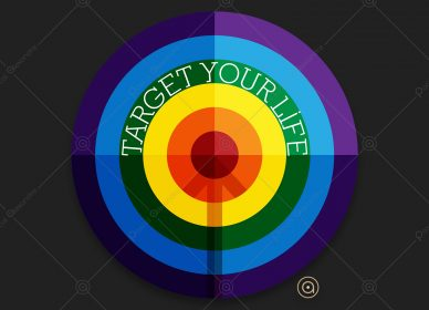 Target Your Life Rainbow 1547090126