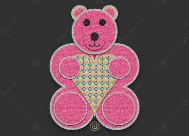 Teddy Bear Love Rainbow 1553784211_01