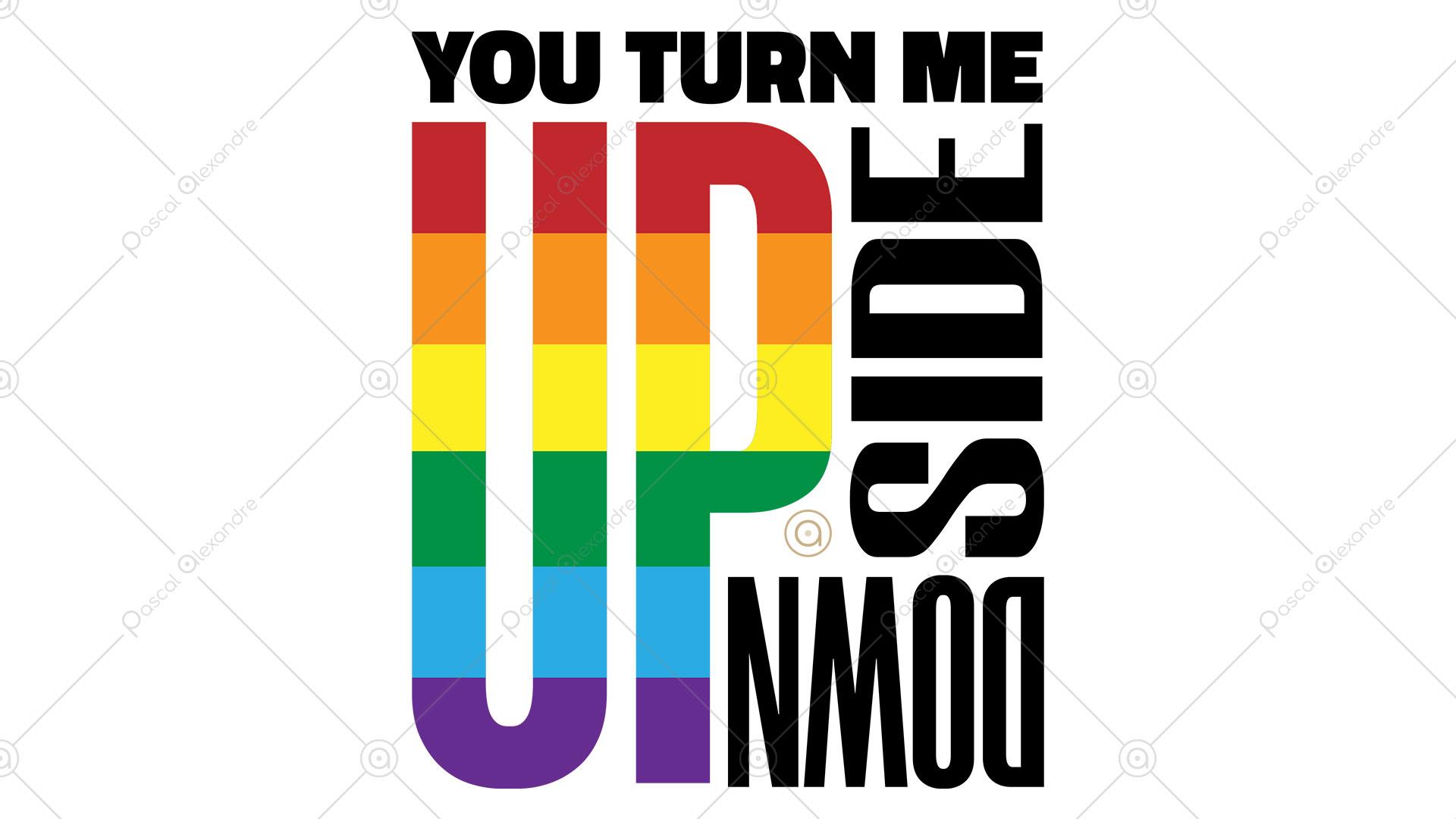 You Turn Me Upside Down 1555346869